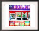 The Corner Taco Stand, New York Posters by  Tosh