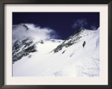 Mountaineering on Mt. Everest Southside Prints by Michael Brown