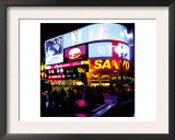 Piccadilly Circus Lights, London Posters by  Tosh