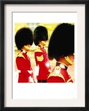 Queens Guards, London Print by  Tosh