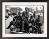 Southside Boys, Chicago, 1941 Print