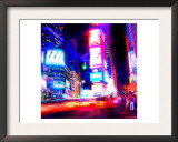 Times Square Night, New York Posters by  Tosh