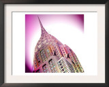 Chrysler Building, New York Prints by  Tosh