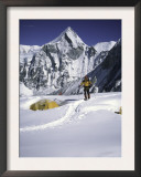 Camp One, Everest Southside Posters by Michael Brown