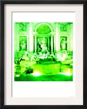 Fontana Di Trevi, Rome Poster by  Tosh