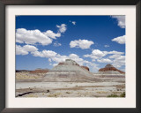 The Teepes Cones, Painted Desert and Petrified Forest Np, Arizona, USA, May 2007 Posters by Philippe Clement