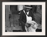Cotton Picker, Arkansas, c.1935 Prints