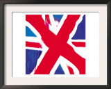 Union Flag, London Posters by  Tosh