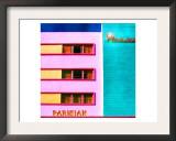 Parisian, Miami Prints by  Tosh