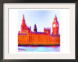 Houses of Parliament, London Print by  Tosh
