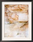 Close Up of Quartz, Scotland, UK Print by Niall Benvie