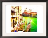 Santa Maria Della Salute, Venice Prints by  Tosh