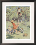 The Apple Orchard Prints