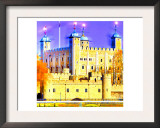 Tower of London, London Prints by  Tosh