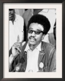 H. Rap Brown, S.N.C.C. Print