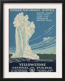 Yellowstone National Park, c.1938 Posters