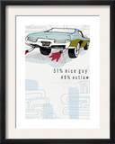 Bad Boy Car Prints