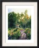 Garden Path Posters