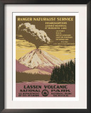 Lassen Volcanic National Park, c.1938 Prints