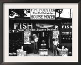 Roadside Stand near Birmingham, Alabama Posters