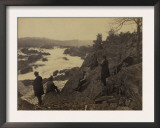 Great Falls, Potomac River, c.1864 Prints by Andrew J. Johnson
