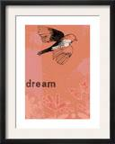 Dream Bird Prints