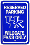 University of Kentucky Parking Sign Vægskilt