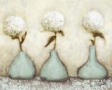 Hydrangea I Print by Danielle Nengerman