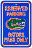 University of Florida Parking Sign Wall Sign