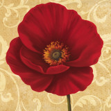 Poppies II Posters by Jordan Gray