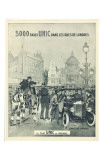 Le Taxi UNIC Est Inusable 1927 Prints