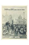Le Taxi UNIC Est Inusable 1927 Prints