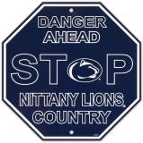 University of Penn State Stop Sign Vægskilt