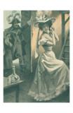Pour le Roy et Pour la Republique Prints by F. Bac