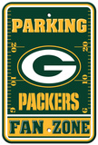 Green Bay Packers Parking Sign Wall Sign