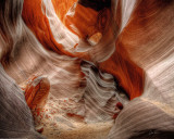 Antelope Canyon Print