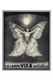 La Lampe VIXA Affischer