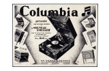 Columbia Print