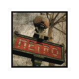 Metro II Giclee Print by John Golden
