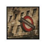 Underground Giclee Print by John Golden