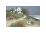 Windjammer Point Giclee Print by Albert Swayhoover