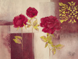 Red Essence Kunstdruck von  Verbeek & Van Den Broek