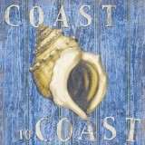 Coastal USA Conch Prints by Paul Brent