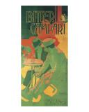 Bitter Campari Milano Posters by Adolfo Hohenstein