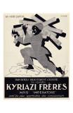 Kyriazi Freres Posters