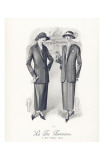 La Fee Parisienne Suits 2 Poster
