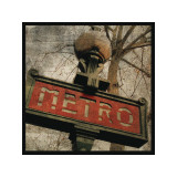 Metro II Giclee Print by John W. Golden