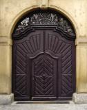 Prague Door III Posters af Jim Christensen