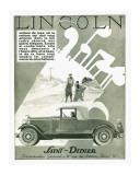 Lincoln Saint Didier Affiches