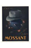 Le Monde Entier Mossant Prints